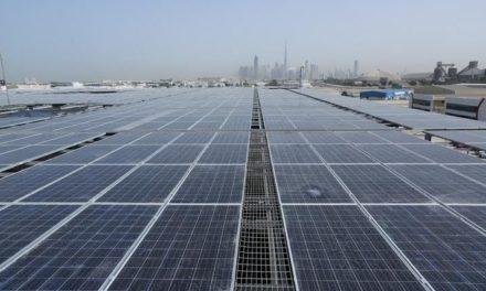Solar Energy in Dubai: Sun is our Limit