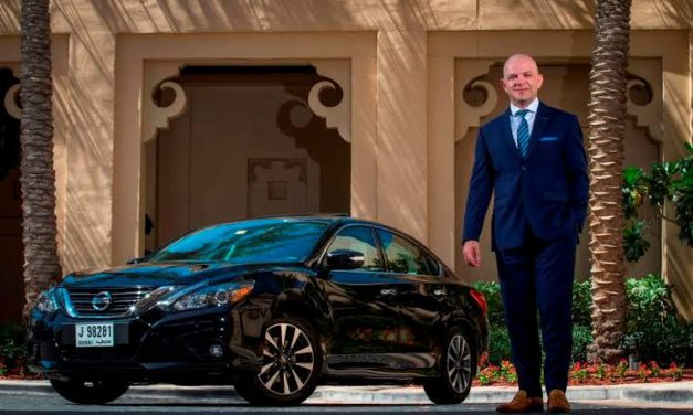 Middle East ranks Top Priority Markets  for Nissan Worldwide