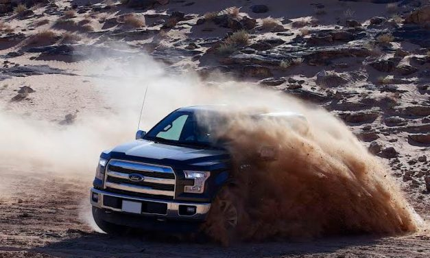 Ford Wins Best Small Engine 'Oscar' for Fifth Year Running