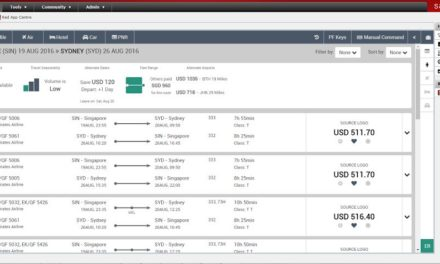 Sabre unveils sneak peek of new, next-generation travel agency platform featuring powerful data insights and merchandising capabilities