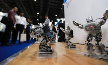 Robotics to Boost Business Productivity and Workplace Safety by 2020, Says New Report