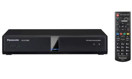 Panasonic Launches Latest HD Visual Communication Solution for MENA Region
