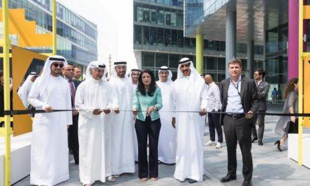 DUBAI DESIGN WEEK OFFICIALLY OPENS AT d3