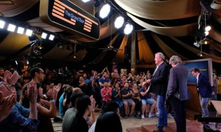 Amazon Prime Video Announces Dubai as the final destination for series one of The Grand Tour