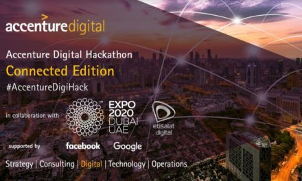 ACCENTURE DIGITAL CONNECTED HACKATHON LAUNCHED WITH EXPO 2020 DUBAI TO INSPIRE INTERNATIONAL COLLABORATION AND INNOVATION
