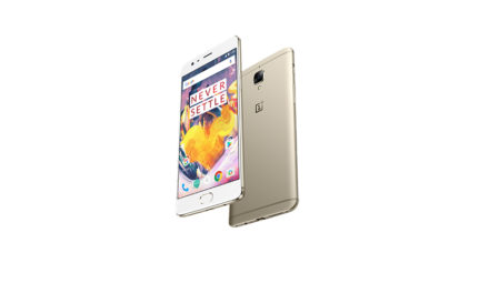 A Day's Power in Half an Hour – OnePlus 3T Launched Exclusively in the KSA on SOUQ.com