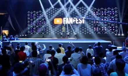Thousands of people attend region's first YouTube FanFest in Jeddah, Saudi Arabia