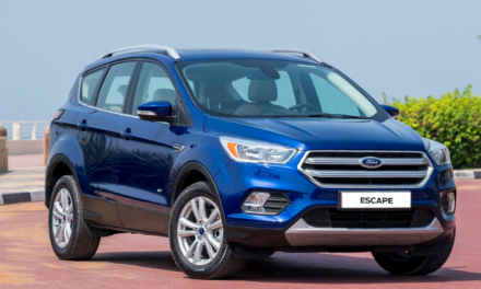 Ford Escape Brings Cutting-Edge Features to Notoriously Competitive Small SUV Segment, Helping Drivers Stay Connected, Comfortable, Safe and Stylish on the Road