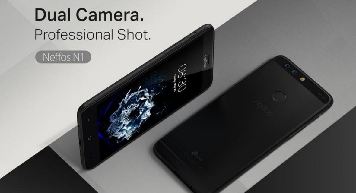 Neffos to Showcase N1 Smartphone at IFA 2017 in Berlin