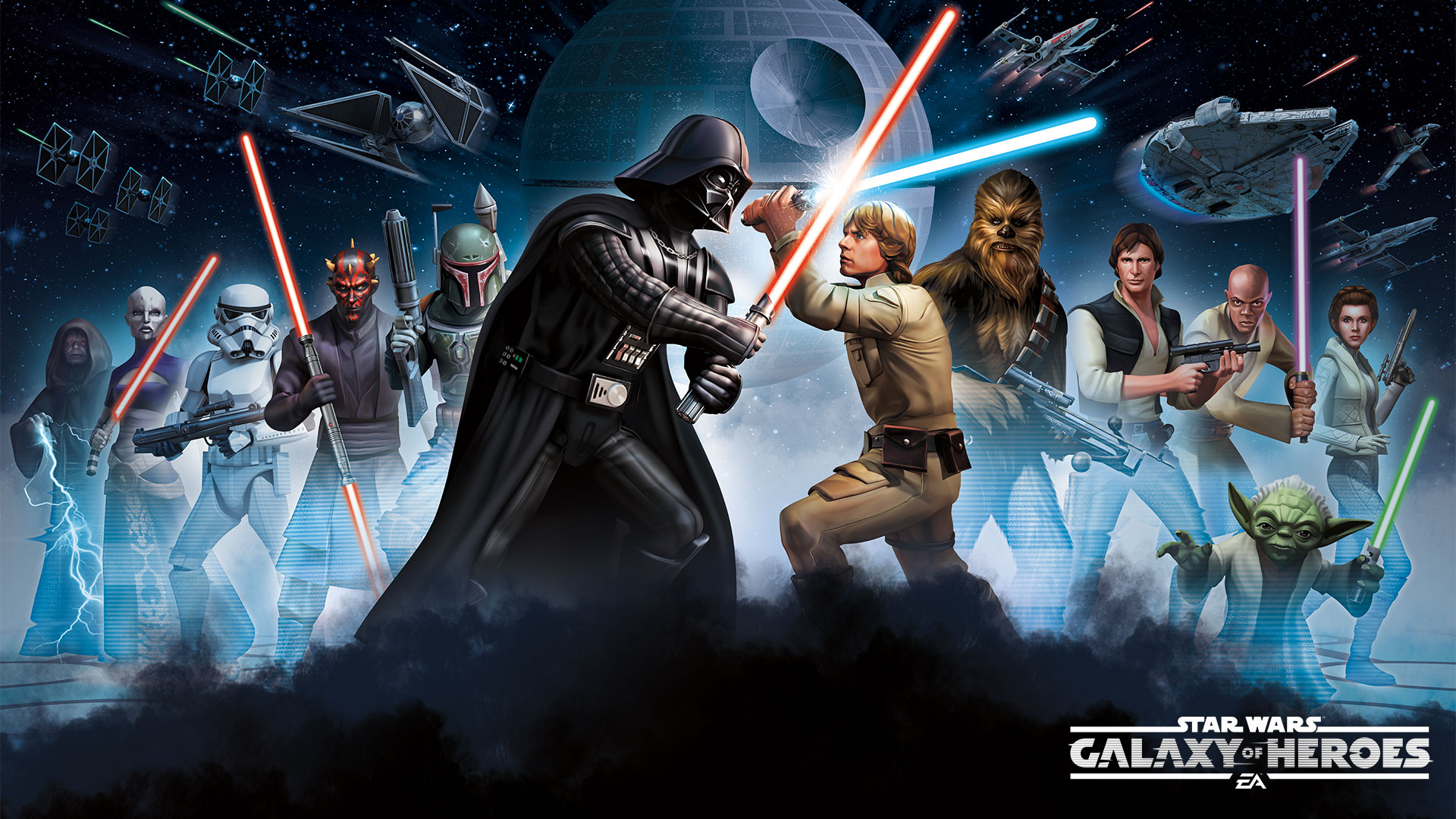 Star Wars Jedi Challenges A New Smartphone Powered Augmented Reality Experience Launching This Holiday Saudishopper