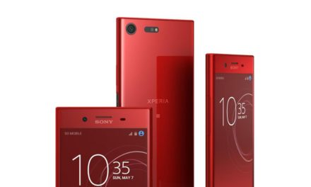 Xperia XZ Premium available now in red – 'Rosso'