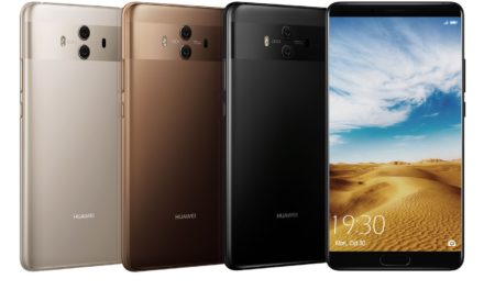 Intelligent Speed: Huawei unveils its AI-powered Mate 10