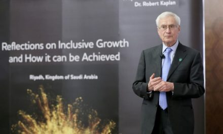 During an event in Riyadh, Dr Kaplan prompted representatives of the private sector and civil society to take the lead in identifying development opportunities in KSA…