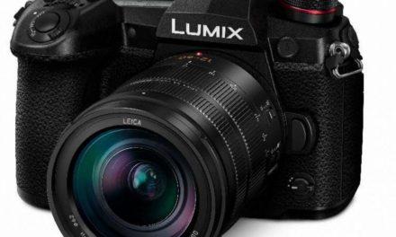 Panasonic Introduces LUMIX G9, The Ultimate Photo Shooting Camera