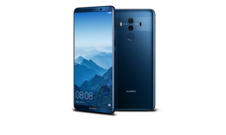 Huawei introduces truly intelligent Mate 10 Pro for pre-order