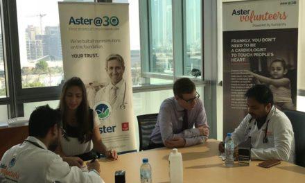 'Aster Volunteers' Mobilises 7,900 Volunteers over 6 Months
