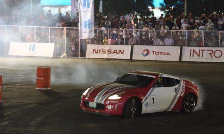 Faisal Abdulmohsen Almari champion of the Saudi Star Drift Championship