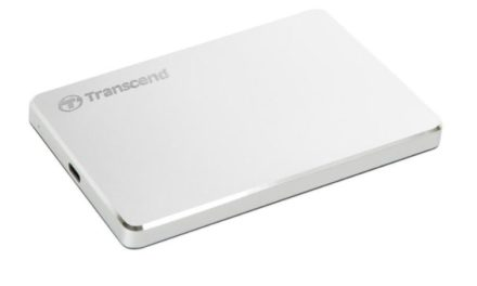 Transcend Introduces StoreJet 200 Portable Hard Drive Befitting Your Mac