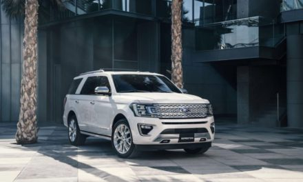All-New 2018 Expedition Arrives in Middle East Ford Dealerships, Redefining Full-Size SUV Segment with More Power, Capability and Smart Technology Than Ever