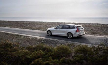 Volvo launches new V60 versatile family estate