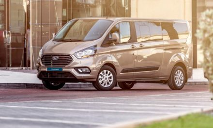 Stylish New Ford Tourneo Custom People Mover to Make Middle East Debut at Arabian Travel Market in Dubai