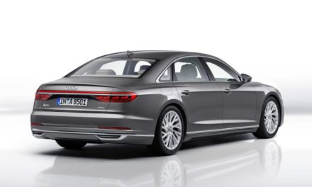 """The Audi A8 is the """"World Luxury Car 2018"""""""