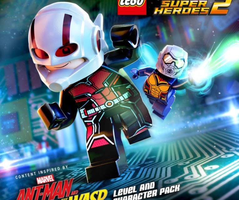 LMSH2 Ant-Man and the Wasp Launch Announce