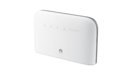 Huawei launches its best yet HUAWEI B715 the worlds first internet router with CAT9 technology
