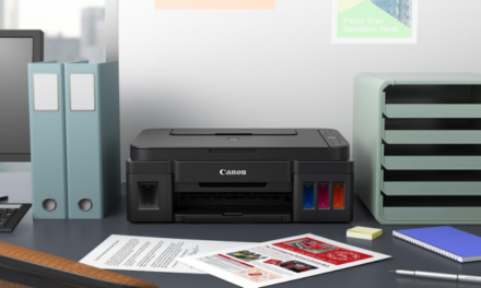 CANON REFRESHES PIXMA G SERIES REFILLABLE INK TANK PRINTERS TO ALLOW PRINTING OF UP TO 12,000 PAGES