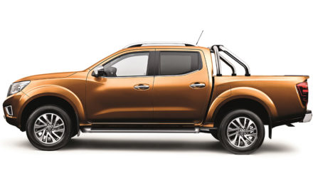 Nissan begins production of Nissan Navara in Cordoba, Argentina