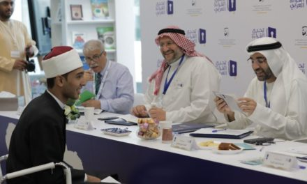 Five Contestants Enter Finals of Arab Reading Challenge Beating back Competition from 10.5 Million Students that Joined Record Third Edition