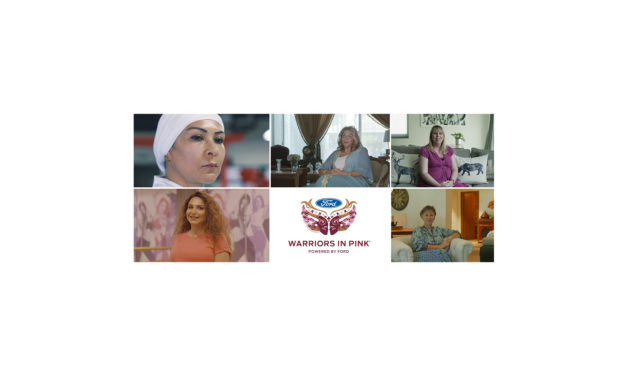 Ford Introduces Its 2018 Warriors in Pink Models of Courage in Support of Breast Cancer Awareness Month Across Middle East & North Africa