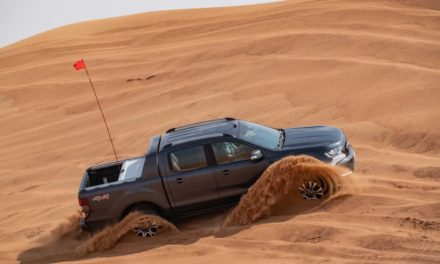 Ford's Desert Driving Tips, Episode 6 Getting Out of Sticky Situations