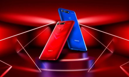 HONOR VIEW20 LAUNCHED IN KSA, HONOR'S LATEST SMARTPHONE BRINGS A NUMBER OF FIRSTS AND SETS NEW SMARTPHONE STANDARDS IN KSA