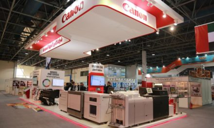 Canon Saudi Arabia highlights commitment to print innovation in the Kingdom at Saudi Print and Pack 2019