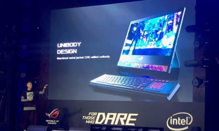 ASUS Republic of Gamers gives a first look of the Mothership & Zephyrus S to the Middle East.