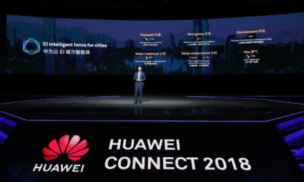 Huawei Cloud Releases EI Intelligent Twins for Cities
