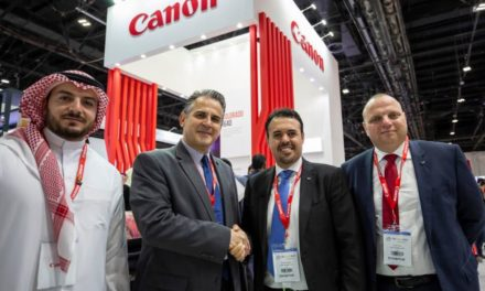 Canon Partners with Copatra Graphics to further its Commitment to the Saudi Arabia's Graphic Art Industry