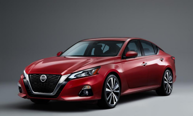 All-New 2019 Nissan Altima Makes its Middle East Debut