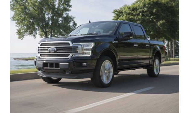 Ford F-150 is Best Performing Pickup Truck in IIHS Passenger-Side Safety Testing; Earns All Good Ratings