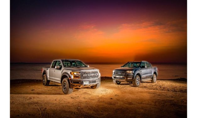 Ford Ranger and F-150: Your Perfect Partners for Living True Truck Life