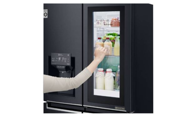LG'S SLIMMED-DOWN REFRIGERATORS SHED INCHES, PUT MORE WEIGHT ON FOOD FRESHNESS