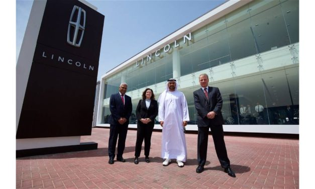 Clients Can Expect Vehicle Ownership Experience the Lincoln Way as Middle East's First Ever Standalone Dealership Opens Doors in the UAE