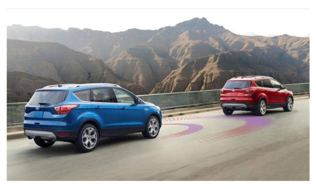 Three Ways Ford's Adaptive Cruise Control Cuts Stress and Busts Traffic Jams