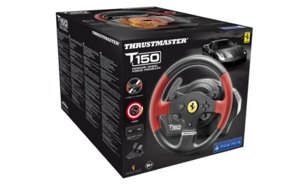 Thrustmaster transforms gaming into reality with its new range of video game accessories