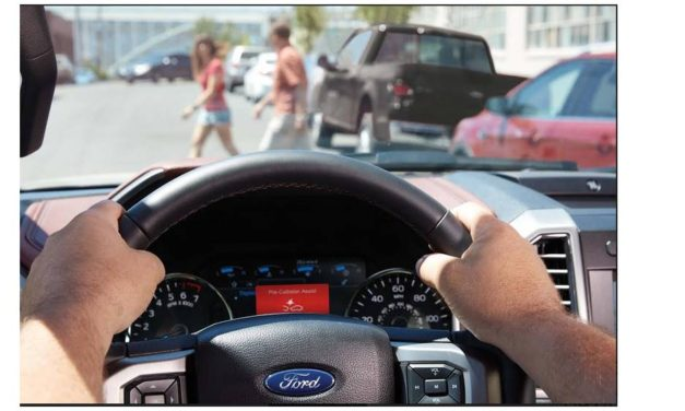 How Ford's Pre-Collision Assist Helps Keep Drivers Safe on Busy Streets and Motorways