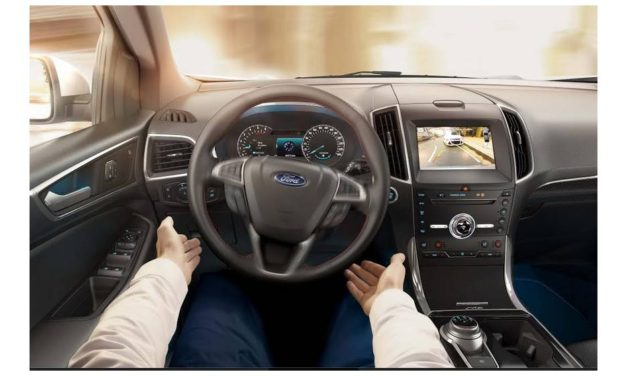 Take the Stress out of Parking with Ford's new Enhanced Park Assist Features