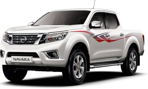 Nissan to produce award-winning Navara pickup in South Africa