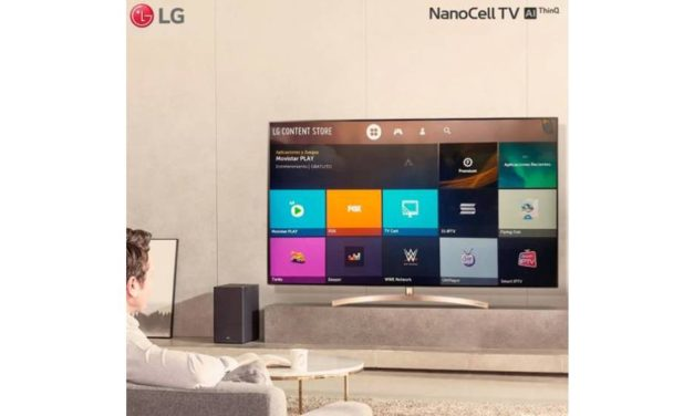 Stellar picture quality, vibrant images, accurate colors, and wider viewing angles make NanoCell the TV of choice