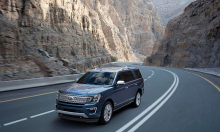 Ford Expedition Takes Top Prize at 7th Annual PR Arabia National Auto Awards in Saudi Arabia